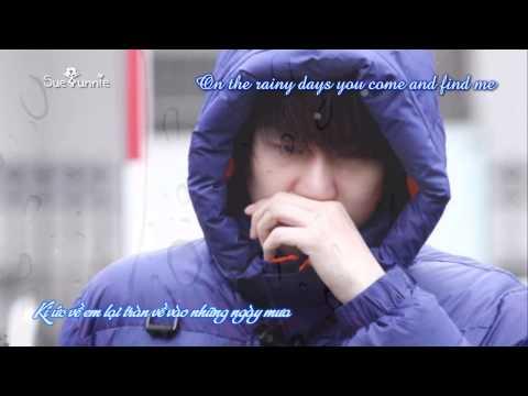 •  KYUHYUN •  On Rainy Day