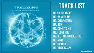 Download lagu [FULL ALBUM] T R E A S U R E - THE FIRST STEP : T R E A S U R E EFFECT
