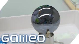 Die rundeste Kugel der Welt   Galileo   ProSieben