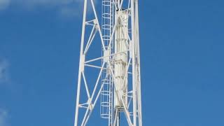 Wind  Self Powered Communication Tower