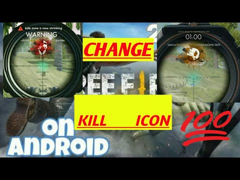 How To Change Kill Icon In Free Fire