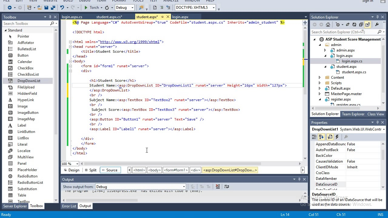 ASP Net Get Value from Database and Display to Dropdown List krumony