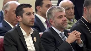 Սերժ Սարգսյանի խոսքը