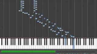 Cziffra-Korsakov Synthesia The Flight of the bumblebee