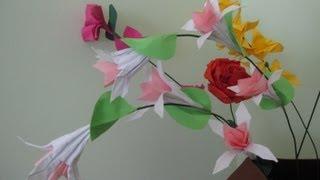 Origami Fuchsia (fuksja Origami)