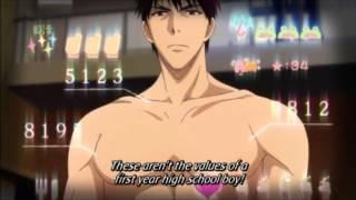 Kuroko no Basket Scene: Take Your Shirts Off