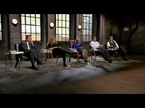 The Little Coffee Bag Company On Dragons Den