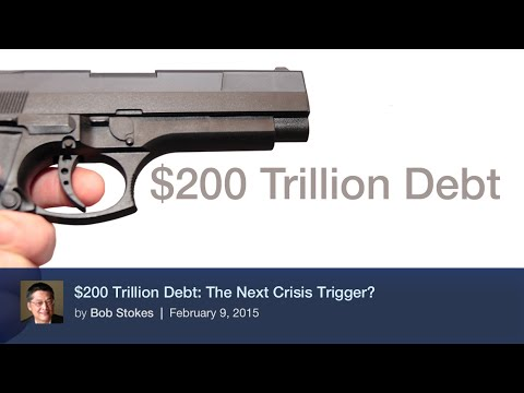 $200 Trillion Debt: The Next Crisis Trigger?