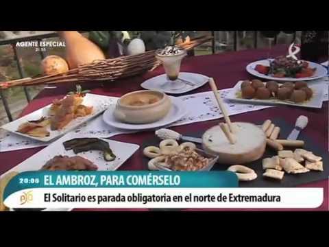 Canal Extremadura en El Solitario