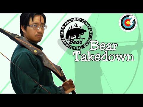 Archery | Bear Takedown Bow Review