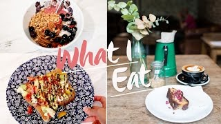 WHAT I EAT IN A DAY | Samantha Maria