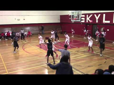 Oakland High School Basketball vs Skyline High School