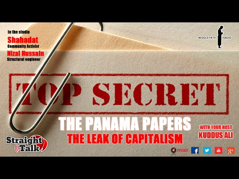The Panama Papers ... The Leak of Capitalism