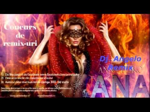 Anna Lesko - ANA Remix by Dj. Angelo