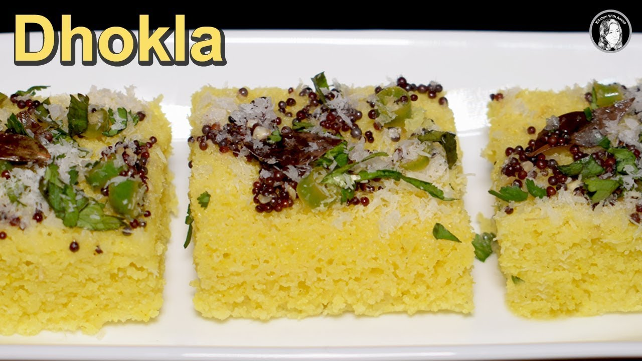 Dhokla without steamer rava dhokla recipe how to make soft and dhokla without steamer rava dhokla recipe how to make soft and spongy dhokla forumfinder Image collections