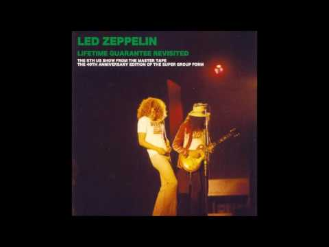 Led Zeppelin: Lifetime Guarantee Revisited: Live in Spokane,