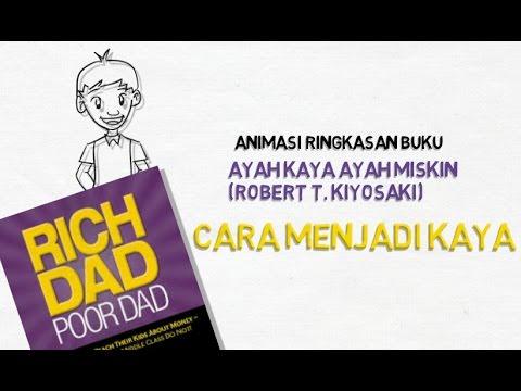 Cara Menjadi Kaya - Rich Dad Poor Dad (Animated Book Summary)