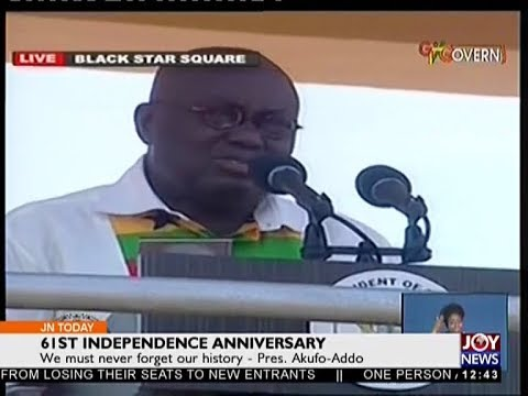 Ghana beyond Aid is doable - News Desk on JoyNews (6-3-18)