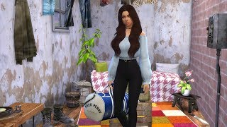ESCAPED FROM HOME   TEEN RUNAWAY [1]   THE SIMS 4: STORY