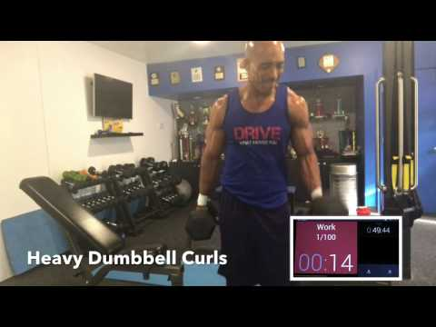 """Quick """"Tank Top"""" Workout (Biceps, Triceps, Shoulders)"""