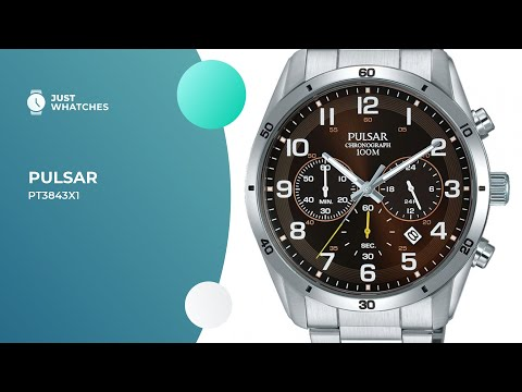 Pulsar PT3843X1 Watches for Men Honest Review 360°, Full Specs, Prices