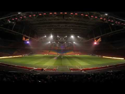 LED light show Amsterdam ArenA