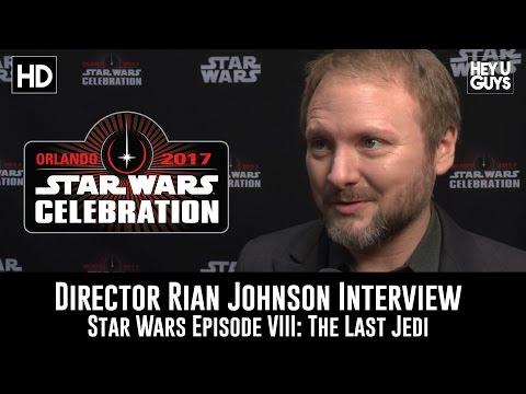Download Youtube: Director Rian Johnson Interview - Episode VII: The Last Jedi - Star Wars Celebration 2017