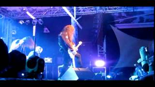 "Hammerfall - Let the Hammer Fall ""live"" @ Essigfabrik, Cologne, 18.01.2015"