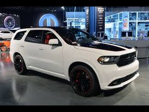 2016 Dodge Durango Srt