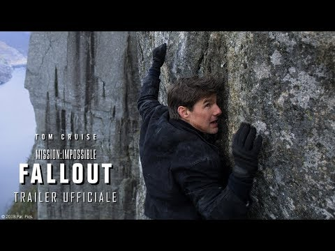 Mission: Impossible - Fallout | Trailer Ufficiale HD | Paramount Pictures 2018