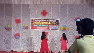 ayalathe veettile chikni chameli1234 dance performance
