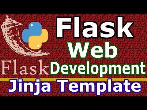 Jinja Templating Python Web Development With Flask #4