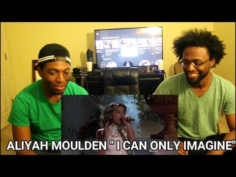 """The Voice 2017 Aliyah Moulden - Semifinals: """"I Can Only Imagine"""" (REACTION)"""