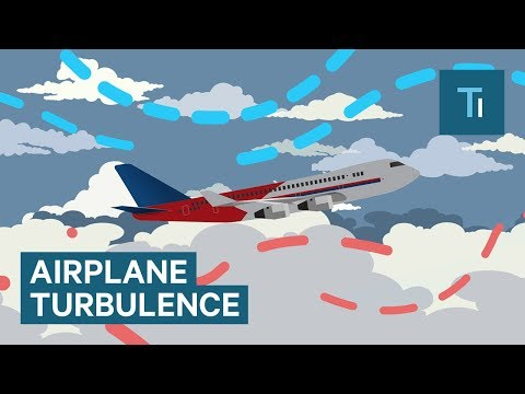 What Airplane Turbulence Is And Why It's No Big Deal