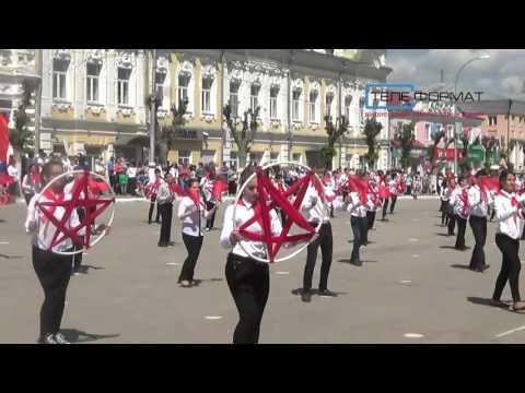 Празднование Дня Победы в Вольске-2016
