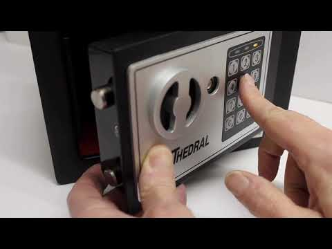 Cathedral EA20 Electrical Digital Security Safe