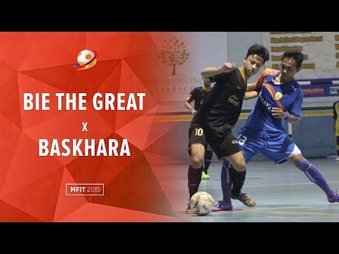 My Futsal International Tournament 2015: BTG vs Bhaskara