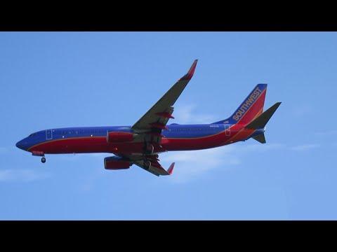 Plane Spotting @ Pittsburgh International Airport - August 2016