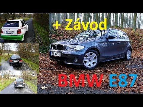 BMW E87 - Řada 1  - Chuděrka 116i + Závod :) BEZ KOMPRESE (:
