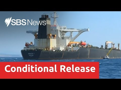 UK says Iranian oil tanker will be freed 'with guarantees' on destination