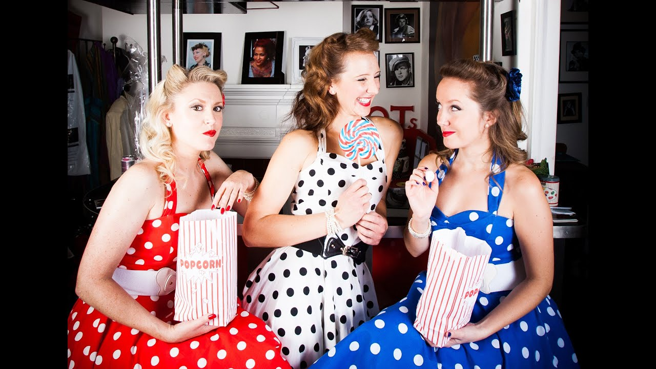THE POLKA DOTS | Swing Trio | 1940s & 1950s Act High Wycombe