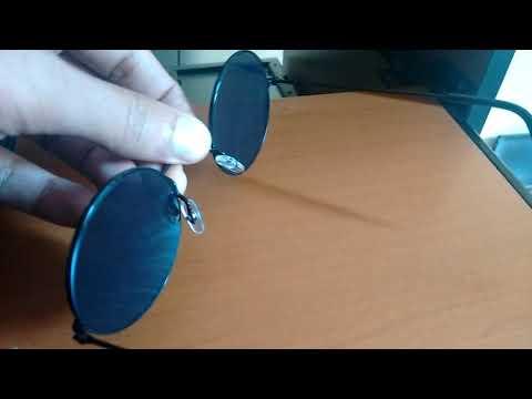 Óculos Redondo Retrô