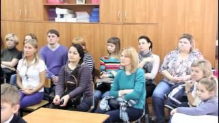 Фрагмент открытого урока в 4 Б классе Ткачевой  Светланы Александровны