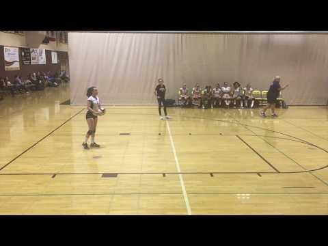 Vista Murrieta High School Freshman Girls Volleyball vs Lake Elsinore High School Playoff Match