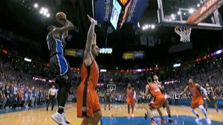 Serge Ibaka Hits the Game Winner Against the Thunder