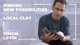 Gambar cover Simon Levin: Finding the new possibilities of local clay (Re)
