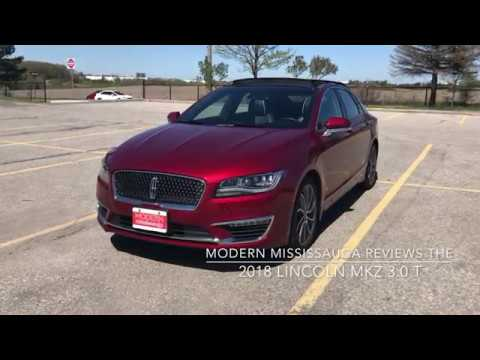 Modern Motoring - Reviewing the 2018 Lincoln MKZ