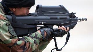10 Most Dangerous Guns In The World
