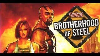 Fallout Brotherhood of Steel (2004) Game Intro