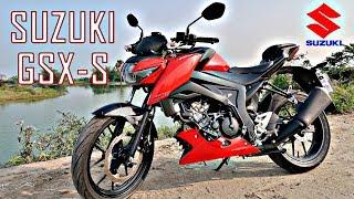SUZUKI GSX-S 150    Is it the best 150cc naked bike??
